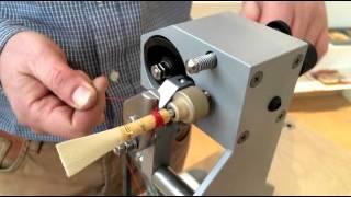 Wickelmaschine für Fagott
