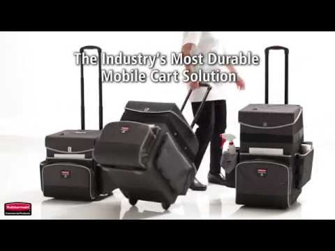 Product video for Executive Quick Cart, Large