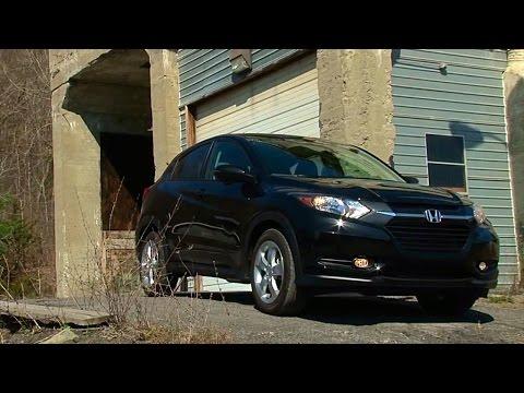 2016 Honda HR-V EX- TestDriveNow.com Review by Auto Critic Steve Hammes