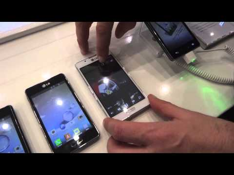 Video prova LG Optimus L