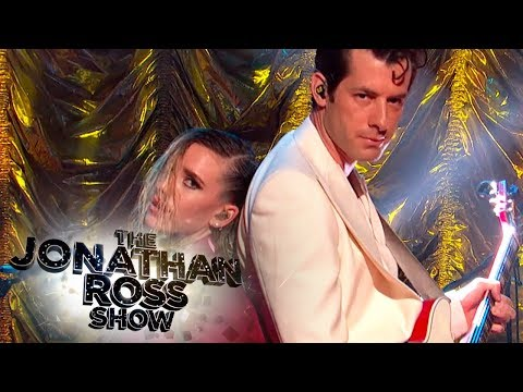 Mark Ronson Performs Late Night Feelings Featuring Lykke Li - The Jonathan Ross Show - The Jonathan Ross Show