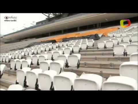 Saiba o que falta para Arena Corinthians ficar pronta