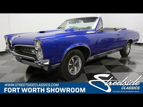 Video of '67 GTO - O8NG