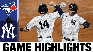 Yankees homer 7 times in Gerrit Cole's 100th win | Blue Jays-Yankees Game Highlights 9/16/20