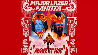 Major Lazer & Anitta   Make It Hot (Official Instrumental)