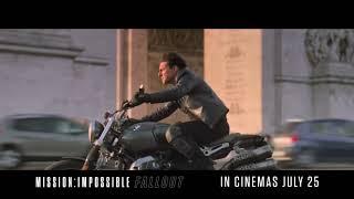 Mission: Impossible Fallout | Arc de Triomphe | Paramount Pictures UK | Kholo.pk
