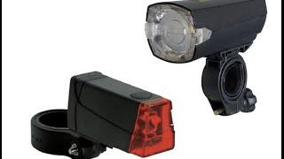 Büchel Batterieleuchtenset Slim LED 12Lux