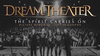 Dream Theater – The Spirit Carries On