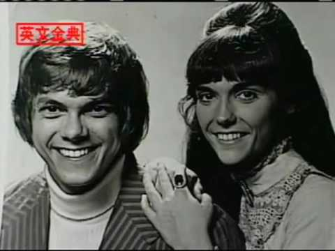 Carpenters - Yesterday Once More( ORIGINAL VIDEO).mp4