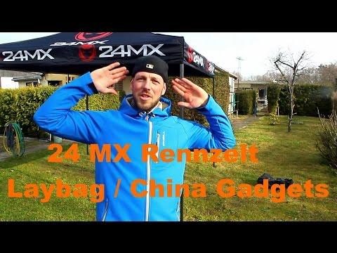 24 MX Rennzelt unboxing / China Gadgets Laybag / Talktime