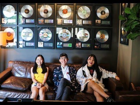 Nashville Recording Summer Program 2019-  Jerrica Music Studio created a program for International Students.