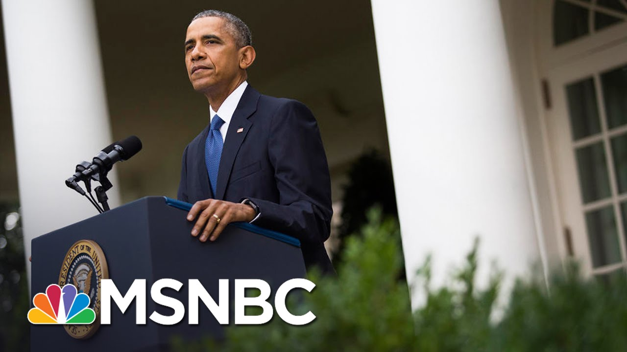 President Obama To Nominate Merrick Garland To The Supreme Court   MSNBC thumbnail