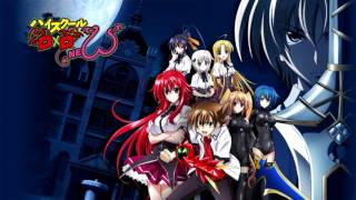 High school DxD OP/Opening 1,2,3,4 Full song