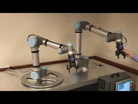 Mirroring Robot Movement — DoF