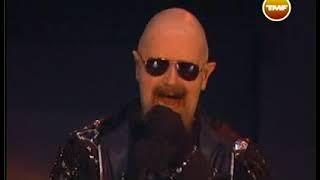 Judas Priest Metalgods+Eat me alive Live Graspop 2008