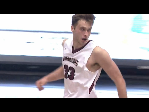 Lafayette's Paulius Zalys Fakes Out Defender For Fancy Finish | CampusInsiders