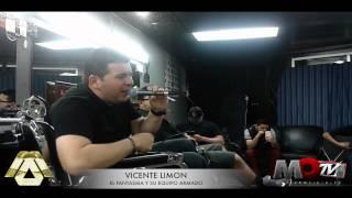 El Fantasma Y su Ekipo Armado Vicente Limon Corridos Nuevos