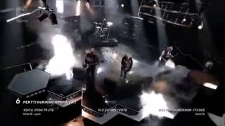 Eurovision 2015 Finland - *SUBTITLED* - Pertti Kurikan nimipäivät - Aina mun pitää