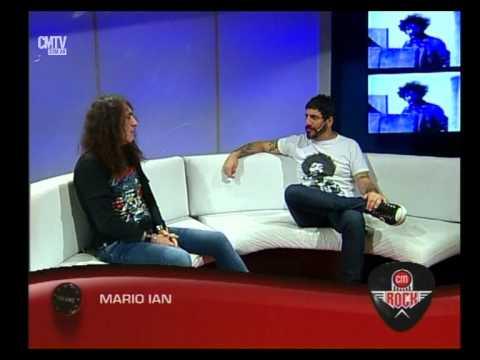 Ian video Entrevista CM Rock - Diciembre 2014