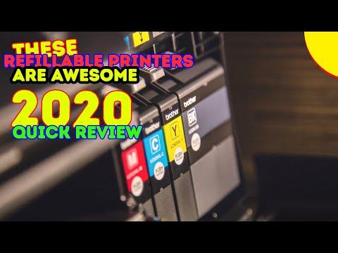 Best Refillable Printers 2017