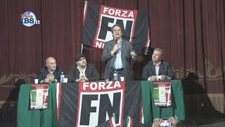 preview picture of video '2015-04-12 Primo congresso di Forza Nuova a Mazara del Vallo presente Roberto Fiore'