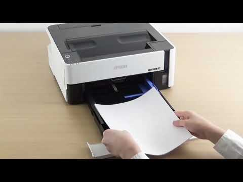 Unpacking and Setting Up Printer
