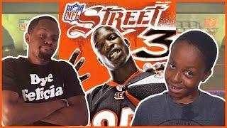 MAJOR CRAP TALK GAME!! - NFL Street 3   #ThrowbackThursday ft. Trent