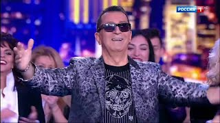 Александр Буйнов - Танцуй, как Петя. Субботний вечер. Концерт от 23.09.17