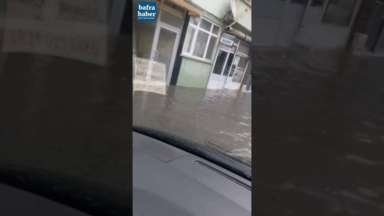 Cumhuriyet Caddesi Kanal Olmuş