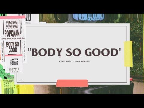 Popcaan - Body So Good (Official Lyric Video)