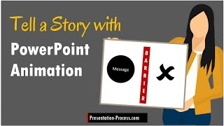 Use PowerPoint Animation to Tell a Story