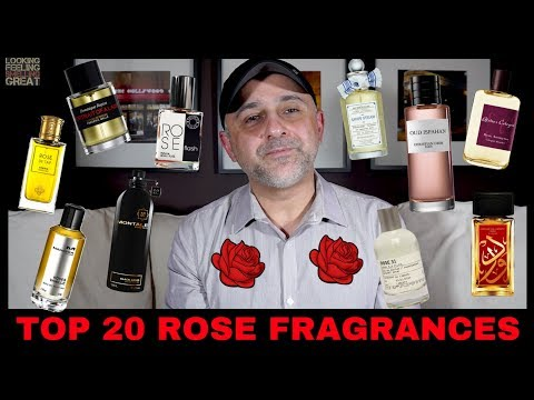 Top 20 Rose Fragrances, Perfumes | My Favorite Rose Scents, What Are Your Favorite Fragrances?🌹🌹🌹