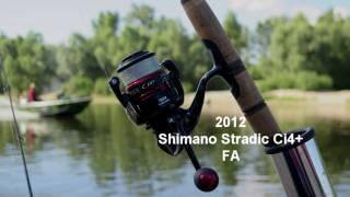 Shimano stradic 16 ci4 2500 fb