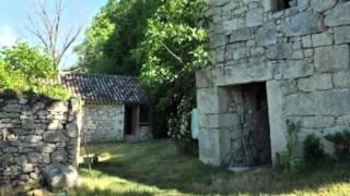 preview picture of video 'Montcuq Maison Ferme Villa Propriété Jardin puits - Dépen'