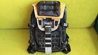 NEO TOOLS 84-304 plecak monterski na narzędzia