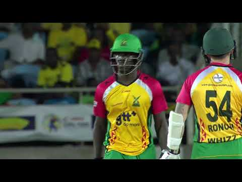 CPL17 Match Highlights M28: Jamaica Tallawahs v Guyana Amazon Warriors