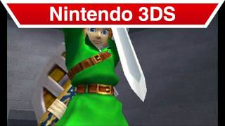 Trailer Ocarina of Time 3D — E3 2011