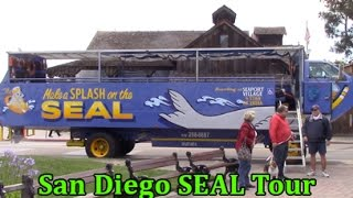 The San Diego SEAL Tour
