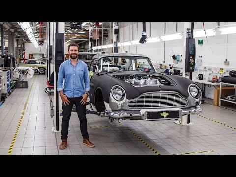 How To Build A £3 Million Aston Martin DB5 Continuation