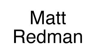 Matt Redman - Holy (lyrics)