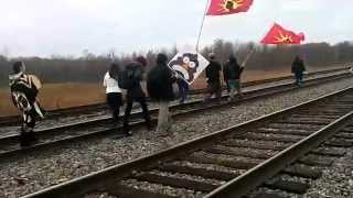 REPLAY: Kahnawake #manifencours : No dumping in the St-Lawrence - #99Media