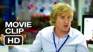 The Internship Movie CLIP - Exchange-O-Gram (2013) - Vince Vaughn Comedy HD
