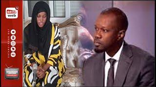 Adji Sarr s'adresse aux Sénégalais