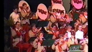 ViJoS Showband Spant 2000 showband 25 jaar 9_9
