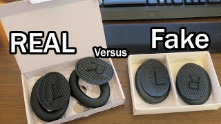 Review: BOSE QC35 Replacement EarPads