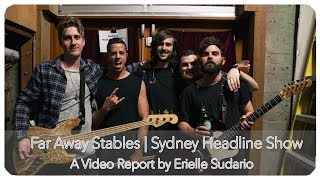 Far Away Stables | Sydney Headline Show | Video Report