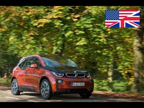 2014 BMW i3 review -  Start Up, Exhaust, Test Drive, and In-Depth Review (English)