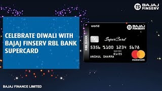 Celebrate Diwali with RBL Bank SuperCard