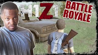 H1Z1 Battle Royale Gameplay - INVISIBLE MIZOO | H1Z1 PC Gameplay