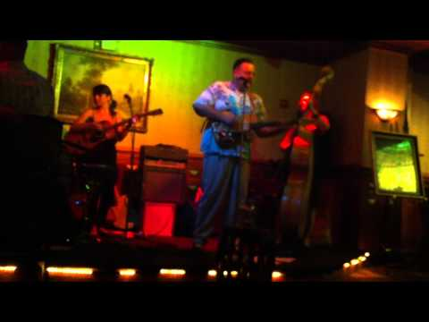 Lloyd Tripp Family Band at the Drikill Hotel 7.13.13